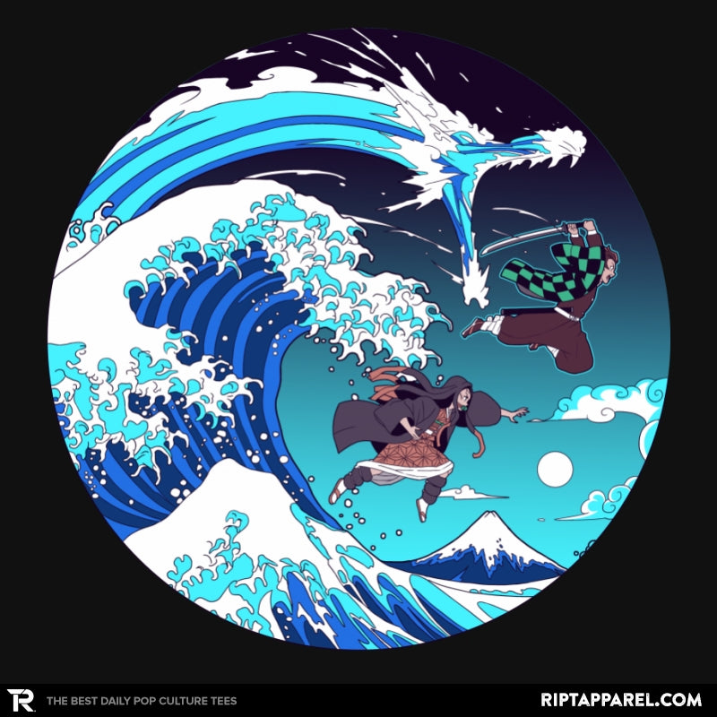 Breath of the Great Wave - Collection Image - RIPT Apparel