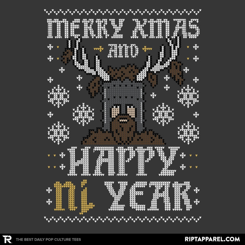Happy Ni Year! - Ugly Holiday - Collection Image - RIPT Apparel