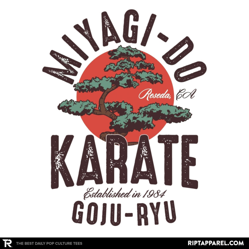 Miyago-Do Karate - Collection Image - RIPT Apparel