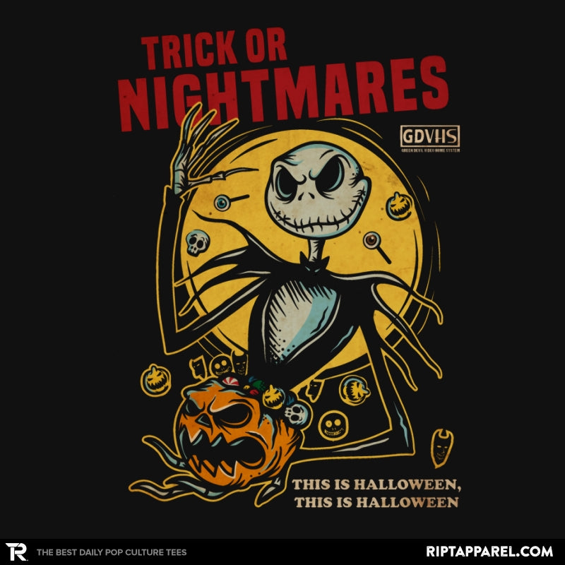 Trick or Nightmares - Collection Image - RIPT Apparel