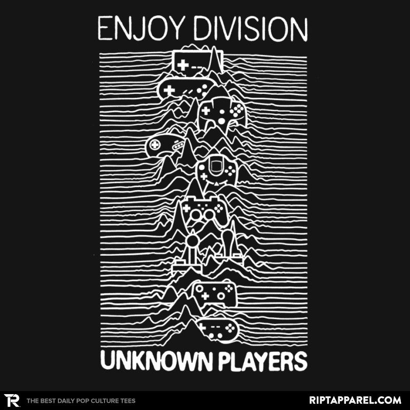 Enjoy Division - Record Collector - Collection Image - RIPT Apparel
