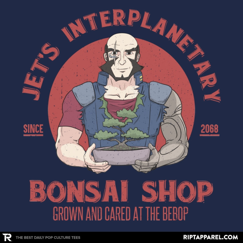 Jet's Bonsai Shop - RIPT Apparel