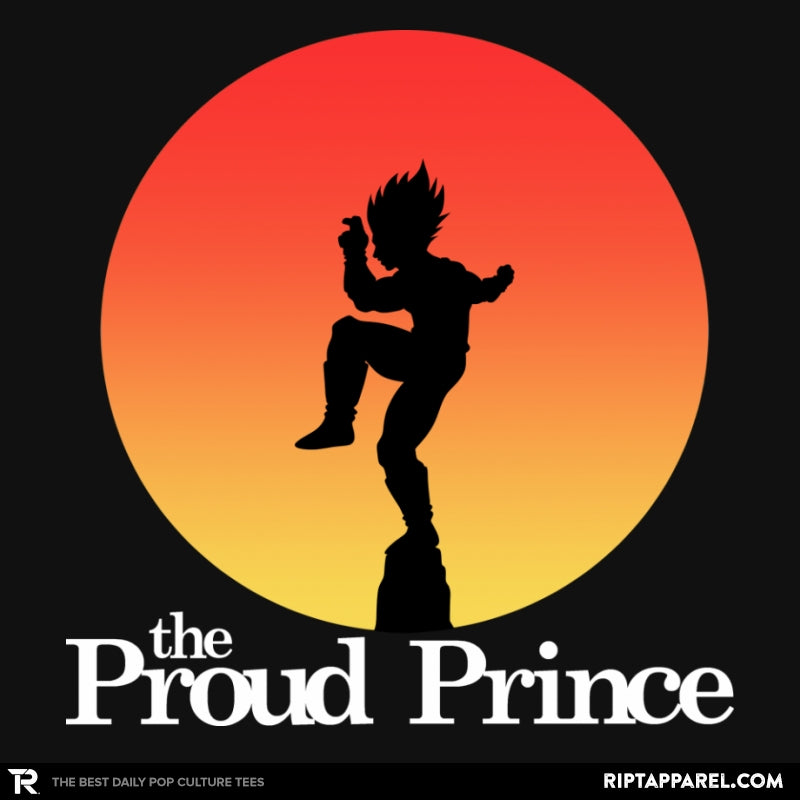 The Proud Prince - RIPT Apparel