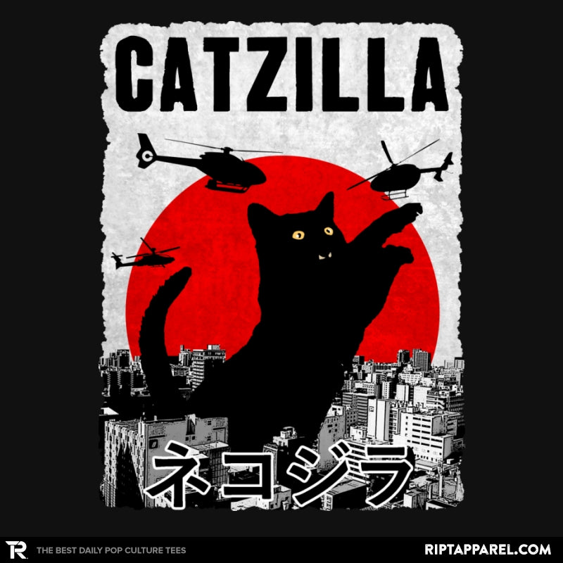 Catzilla City Attack - Collection Image - RIPT Apparel
