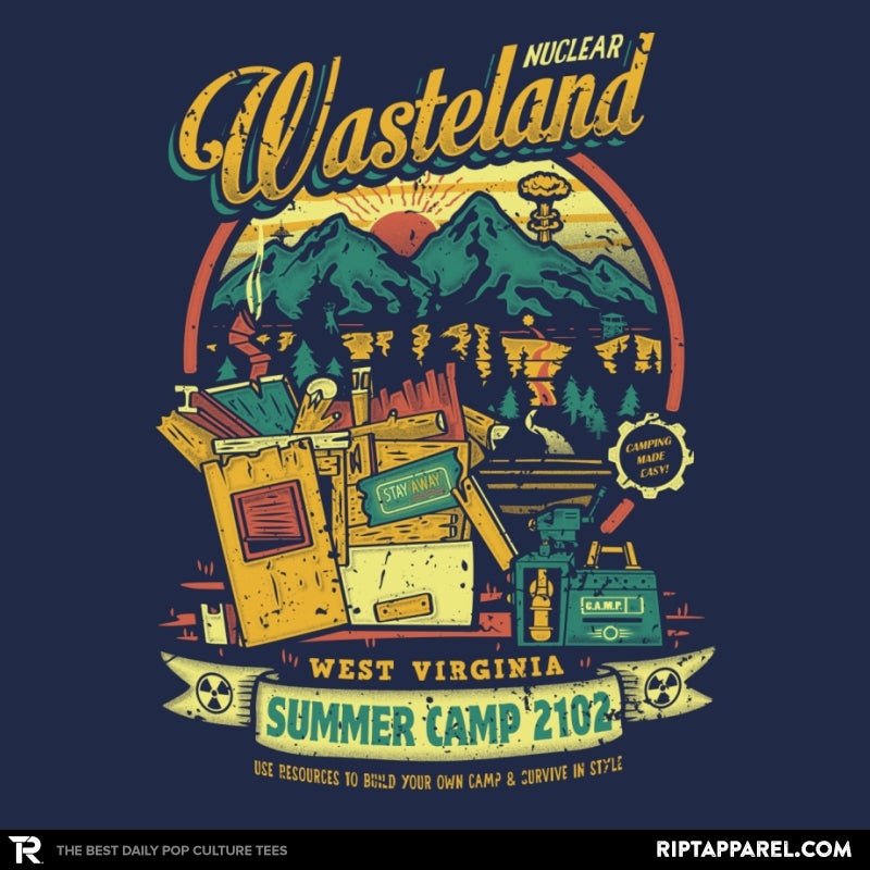 Nuclear Summer Camp - Collection Image - RIPT Apparel