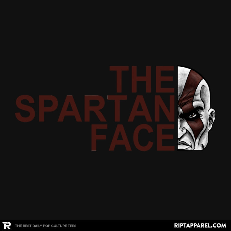The Spartan Face - Collection Image - RIPT Apparel