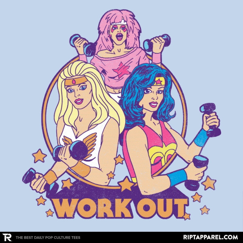 Work Out - Collection Image - RIPT Apparel