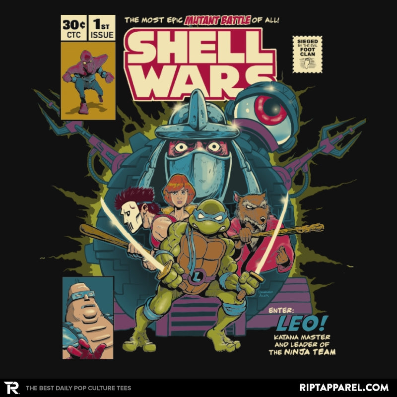 Shell Wars - Collection Image - RIPT Apparel