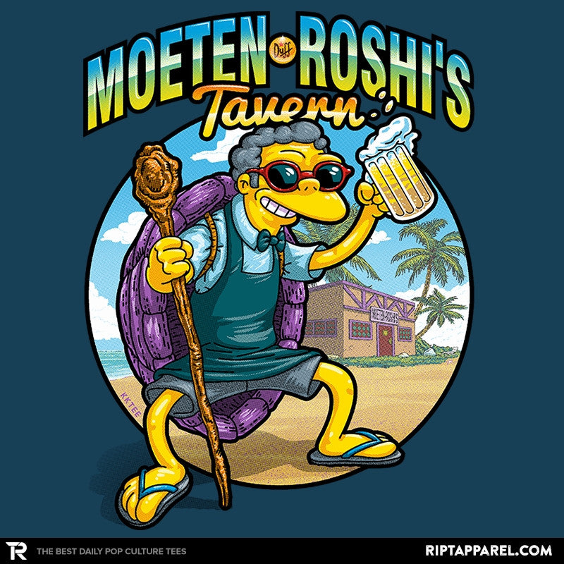 Moeten Roshi's Tavern - Collection Image - RIPT Apparel
