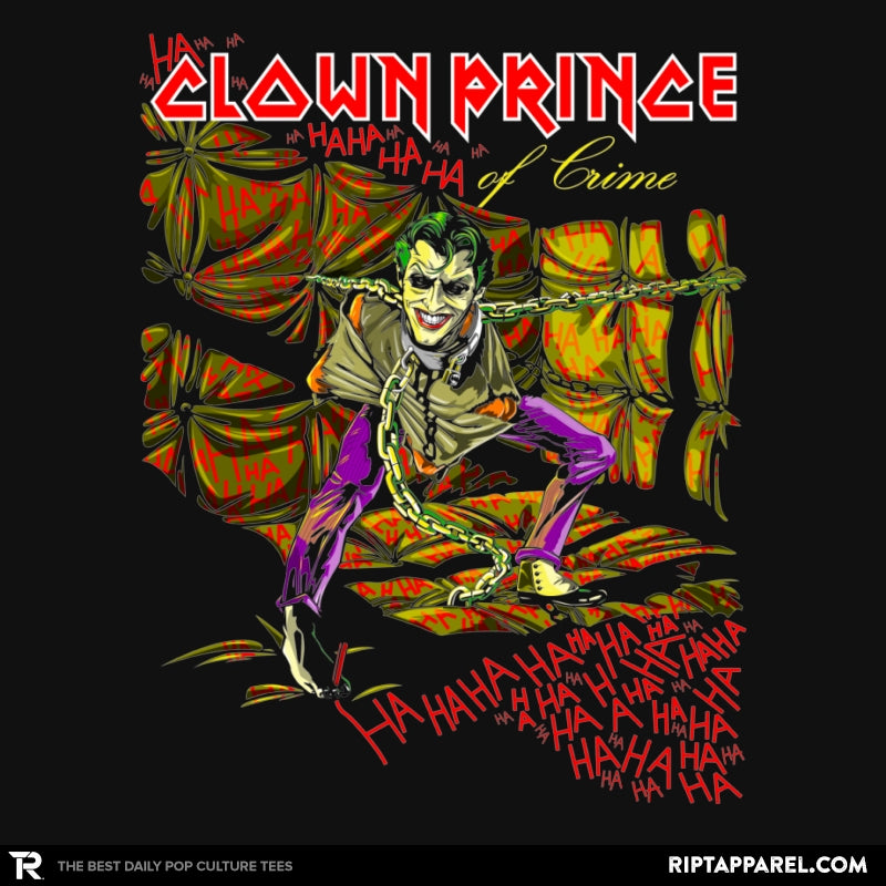 Clown Prince - Collection Image - RIPT Apparel