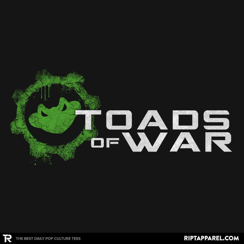 Toads of War - Collection Image - RIPT Apparel