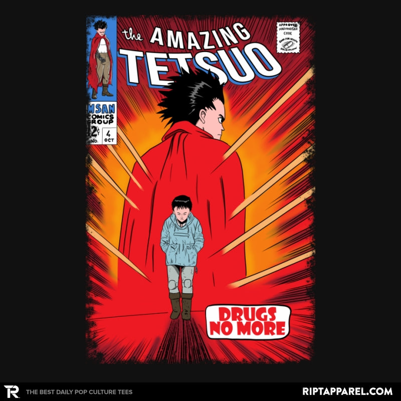 The Amazing Tetsuo - Collection Image - RIPT Apparel