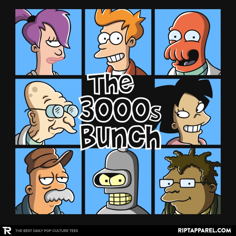 The 3000s Bunch - RIPT Apparel