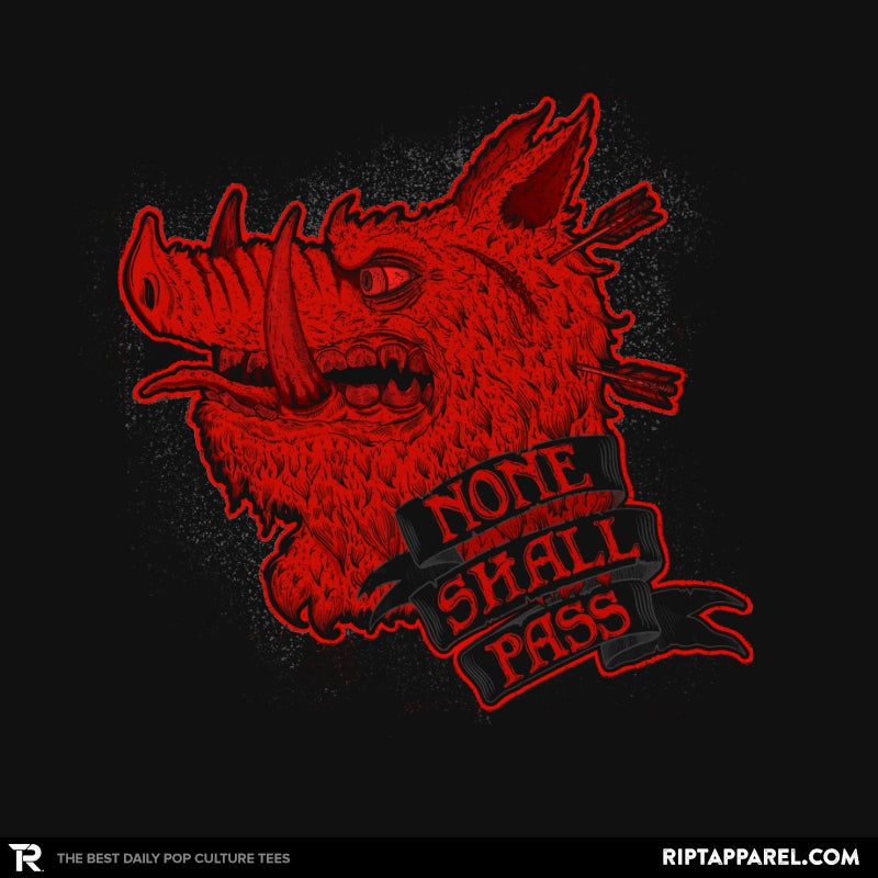 None Shall Pass - Collection Image - RIPT Apparel