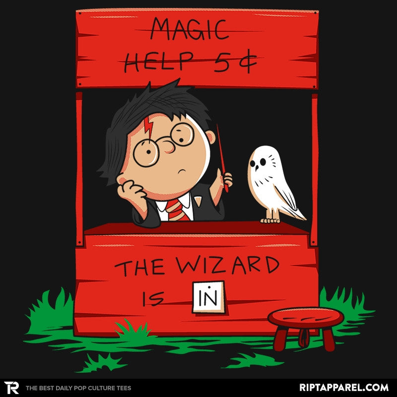 Harry The Wizard - RIPT Apparel