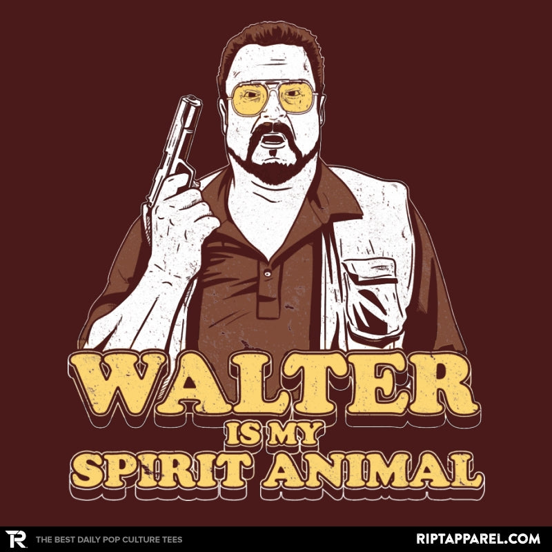 Walter is my Spirit Animal Exclusive - RIPT Apparel