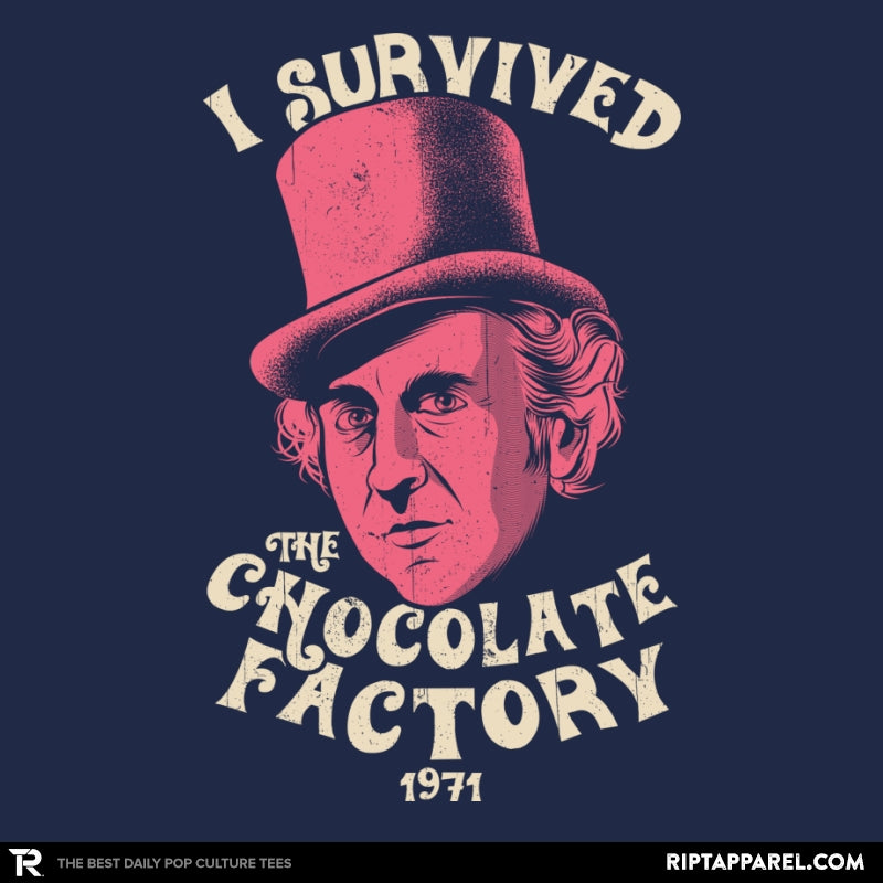 Wonka Survivor - RIPT Apparel