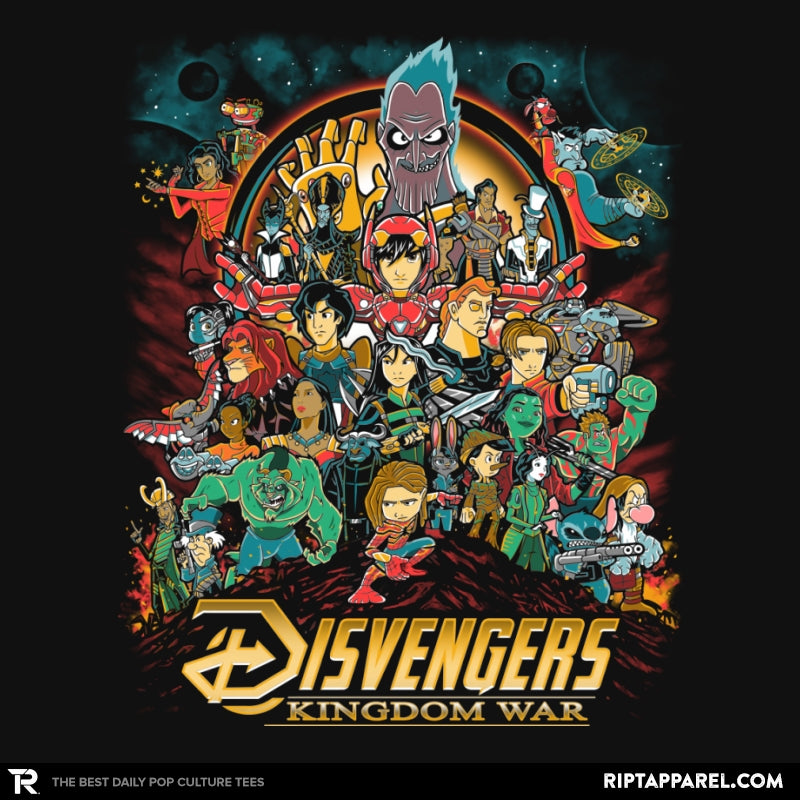 Kingdom War - RIPT Apparel