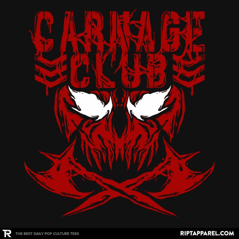 CARNAGE CLUB Exclusive - Collection Image - RIPT Apparel