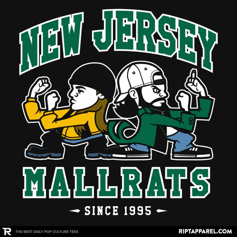 New Jersey Mallrats - Best Seller - RIPT Apparel