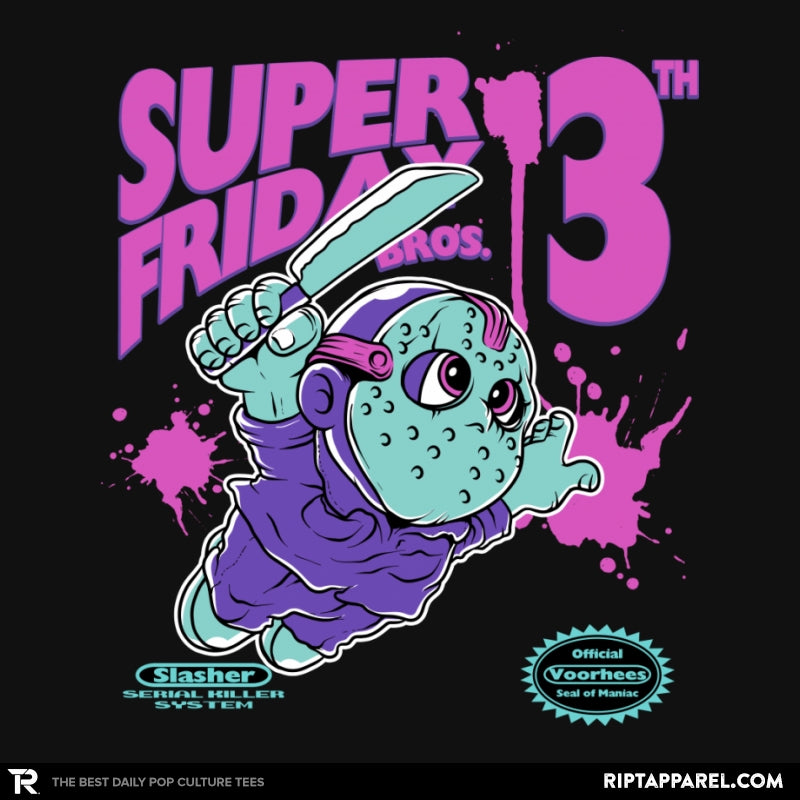 Super Friday Bros - Anytime - RIPT Apparel