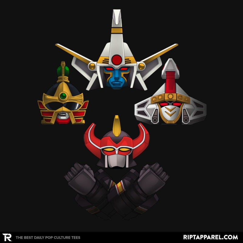 Zord Rhapsody - Collection Image - RIPT Apparel