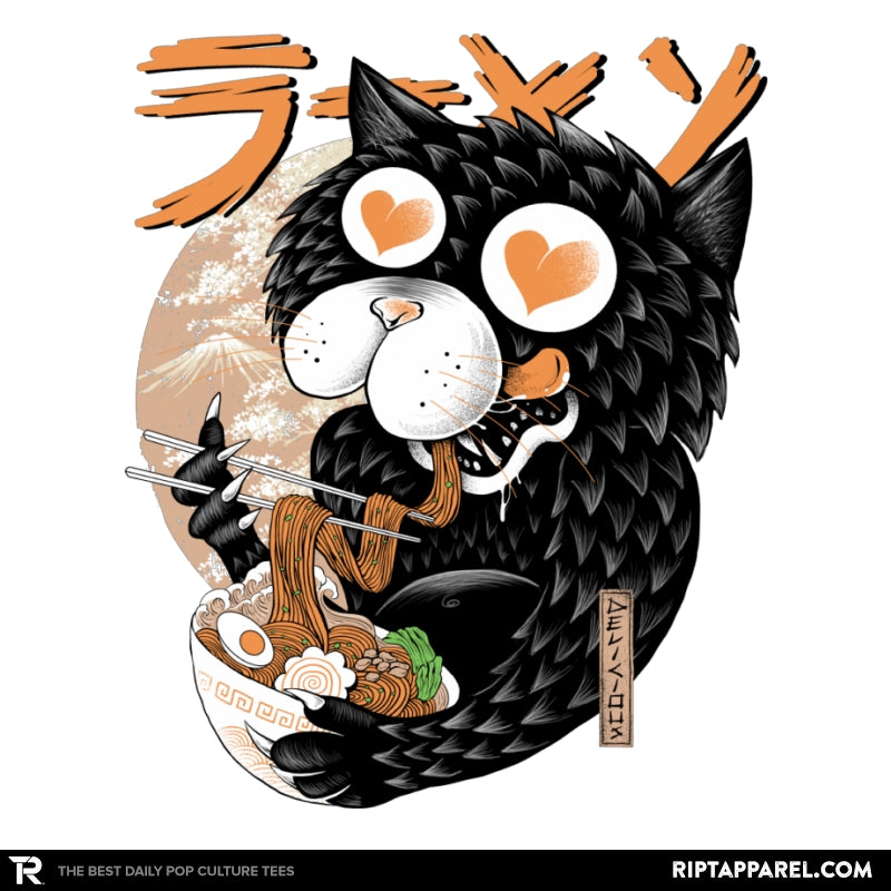 Cat Love Ramen - Collection Image - RIPT Apparel