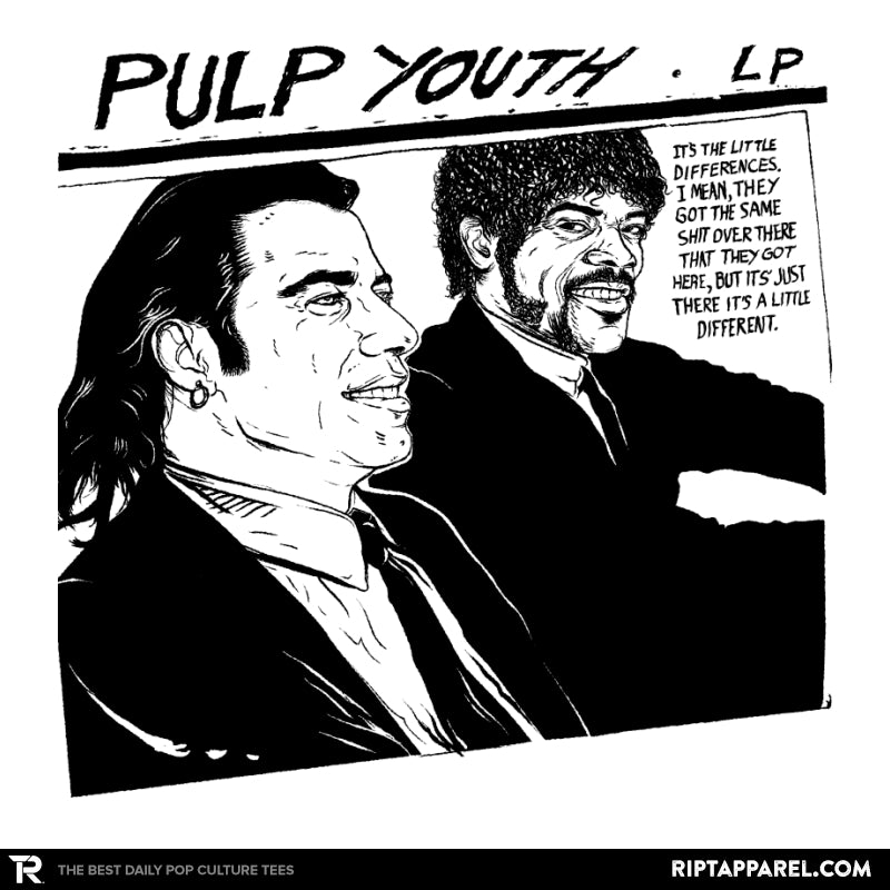 Pulp Youth LP - Collection Image - RIPT Apparel
