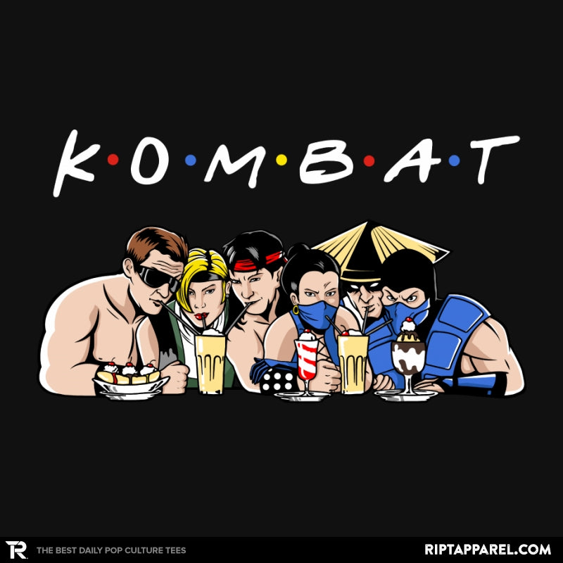 Kombat - Collection Image - RIPT Apparel
