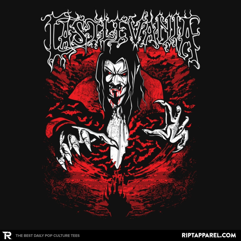 Dracula of the Night - RIPT Apparel