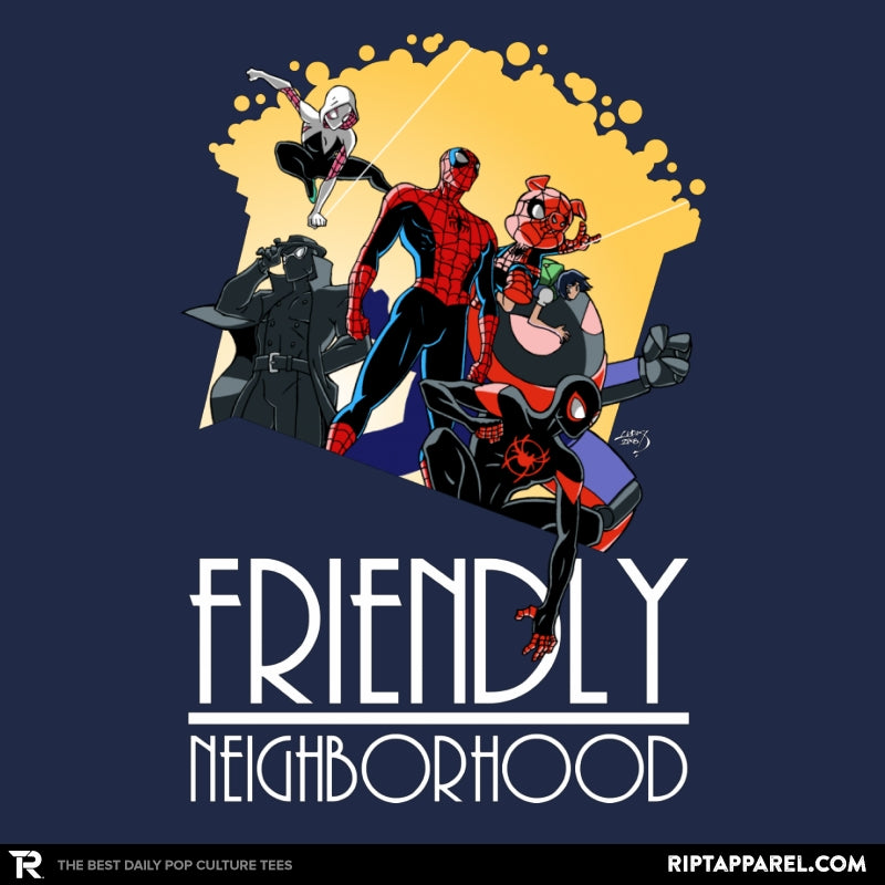 Friendly Neighborhood - Anytime - Collection Image - RIPT Apparel