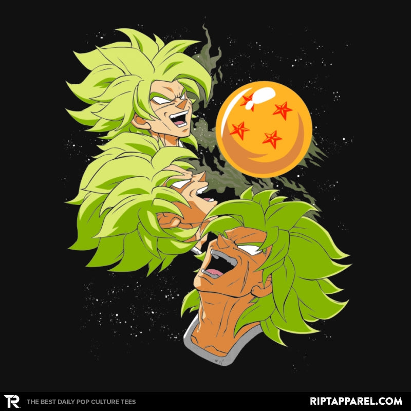 Three Broly Moon - Collection Image - RIPT Apparel