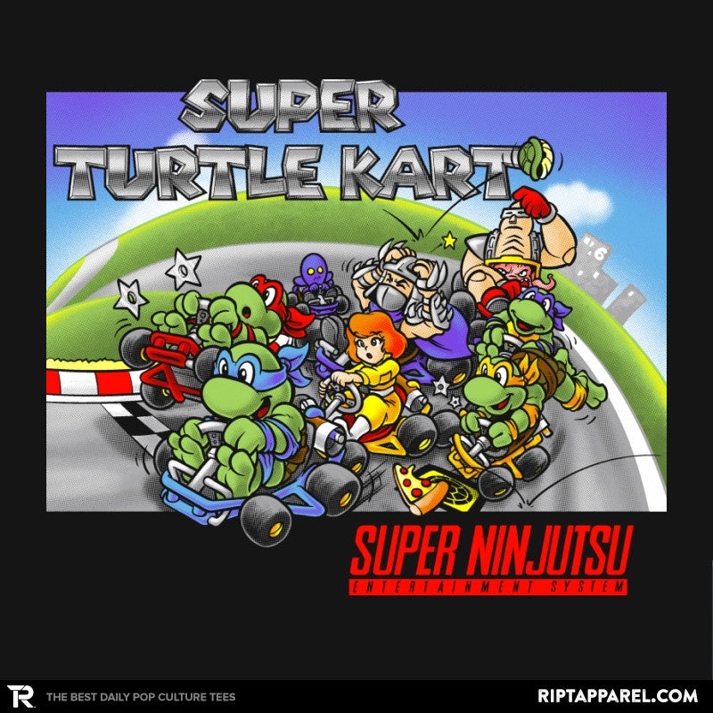Super Turtle Kart Exclusive - Collection Image - RIPT Apparel