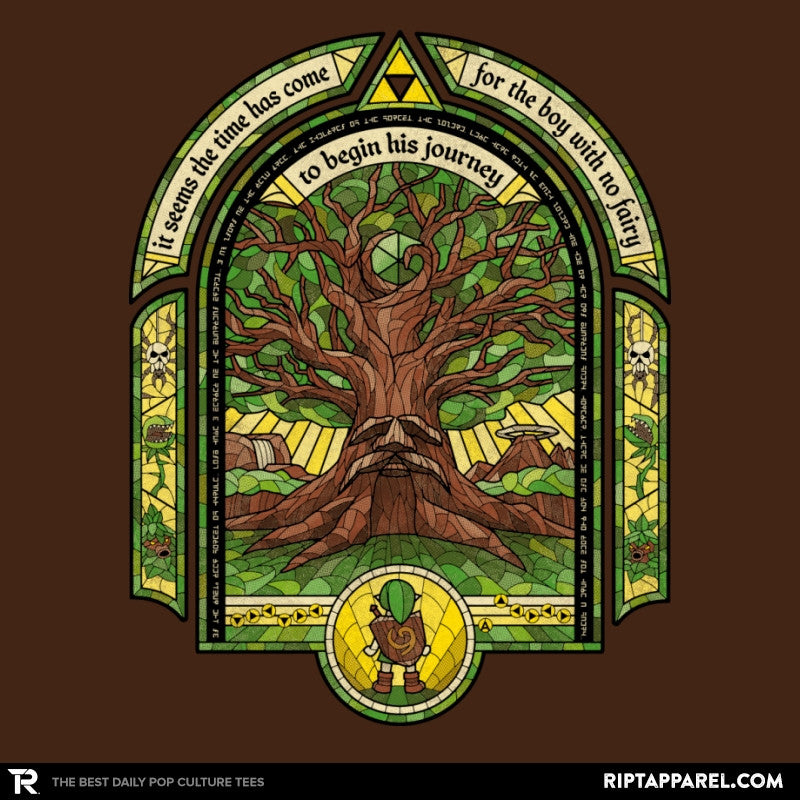 Great Deku Tree - Collection Image - RIPT Apparel