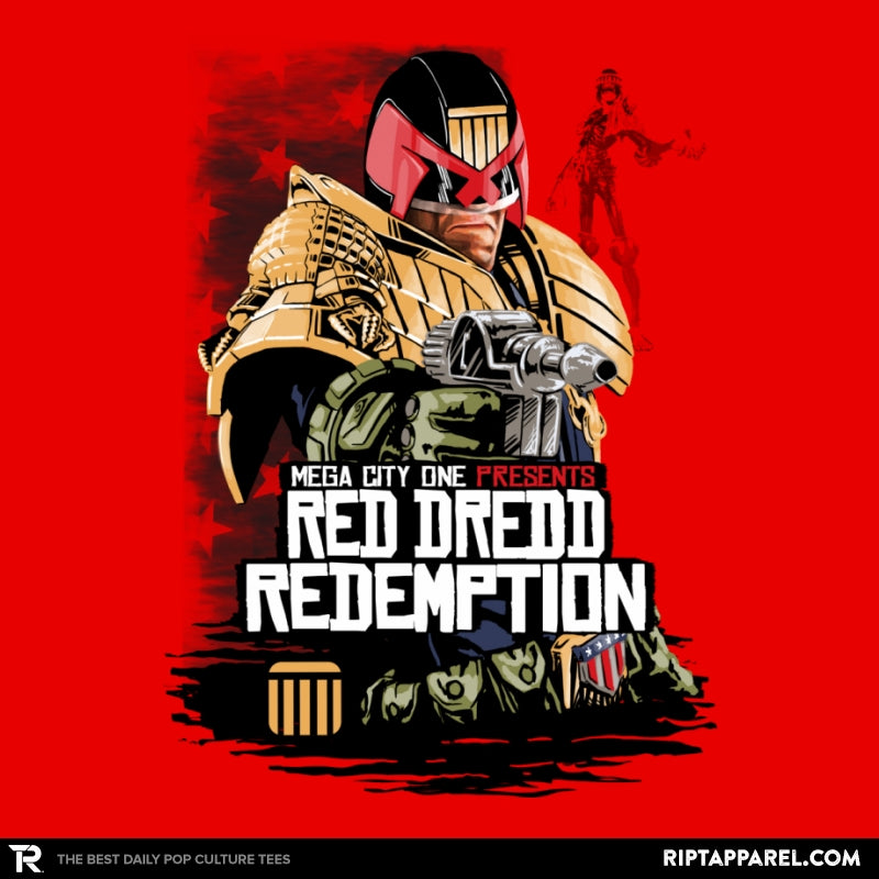 Red Dredd - Collection Image - RIPT Apparel