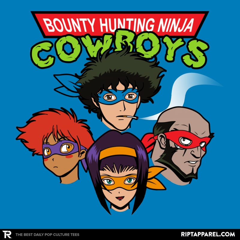 Bounty Hunting Ninja Cowboys - RIPT Apparel