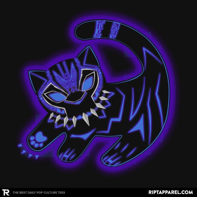 The Glowing Panther King - Best Seller - RIPT Apparel