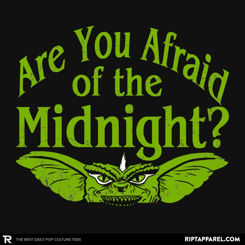 Are you afraid of the Midnight? - Collection Image - RIPT Apparel