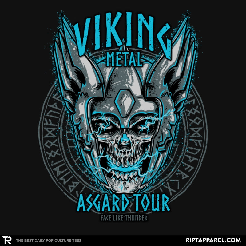 Viking Metal - Collection Image - RIPT Apparel