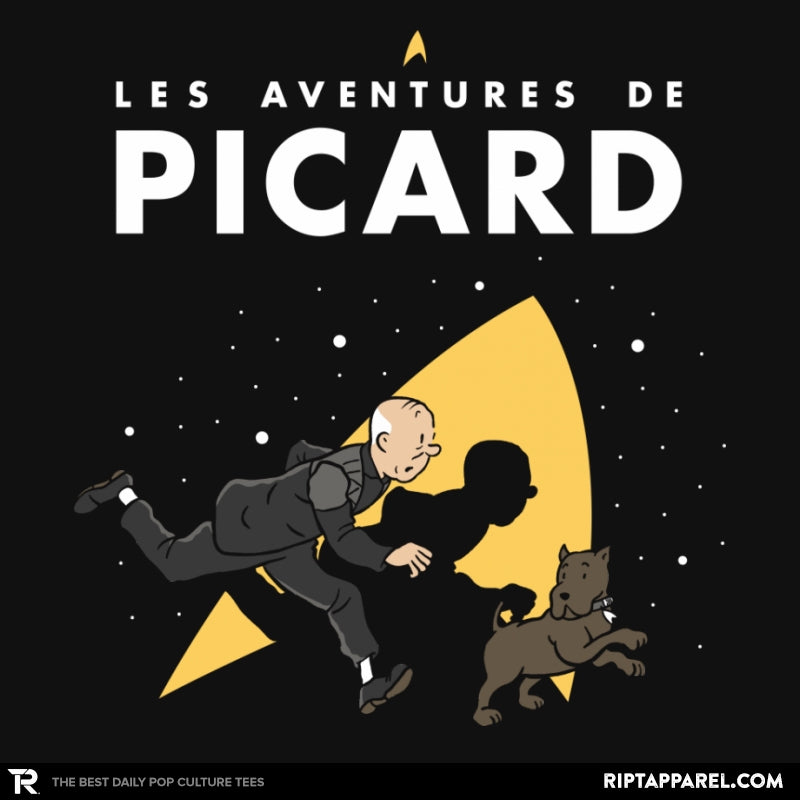 The Adventures of Picard - RIPT Apparel