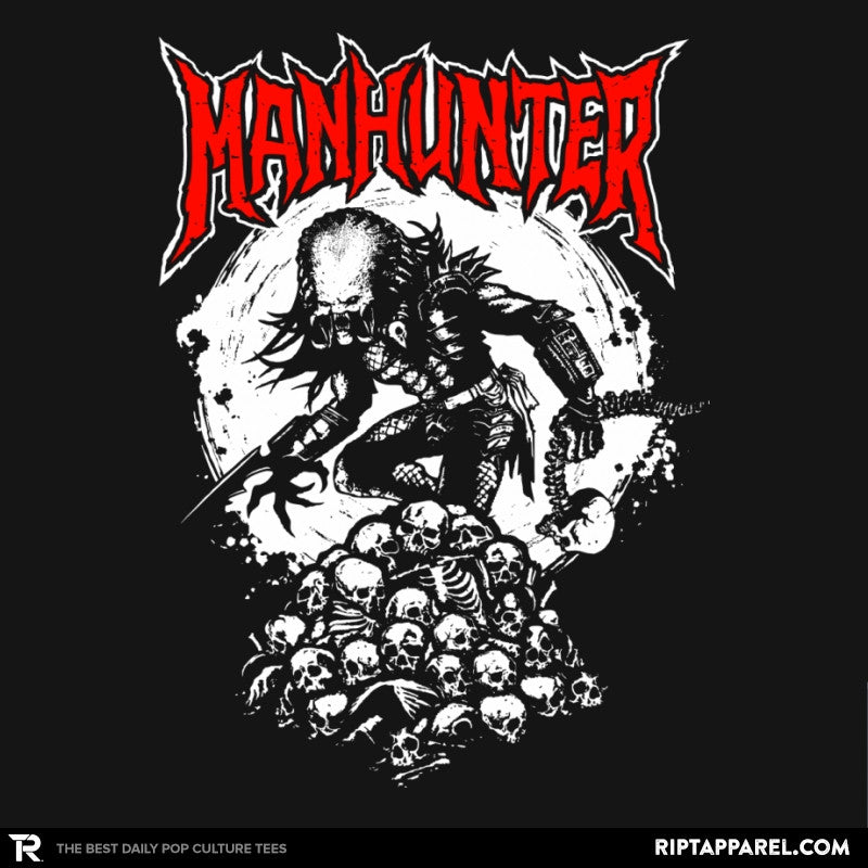 Manhunter - Heavy Metal Machine - Collection Image - RIPT Apparel