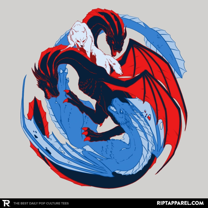 The Dragon and the Wolf - Collection Image - RIPT Apparel