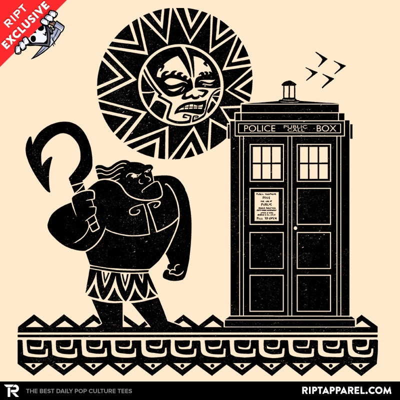 Maui Meets The Doctor - RIPT Apparel