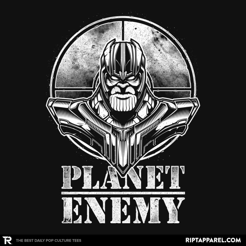 Planet Enemy - Collection Image - RIPT Apparel