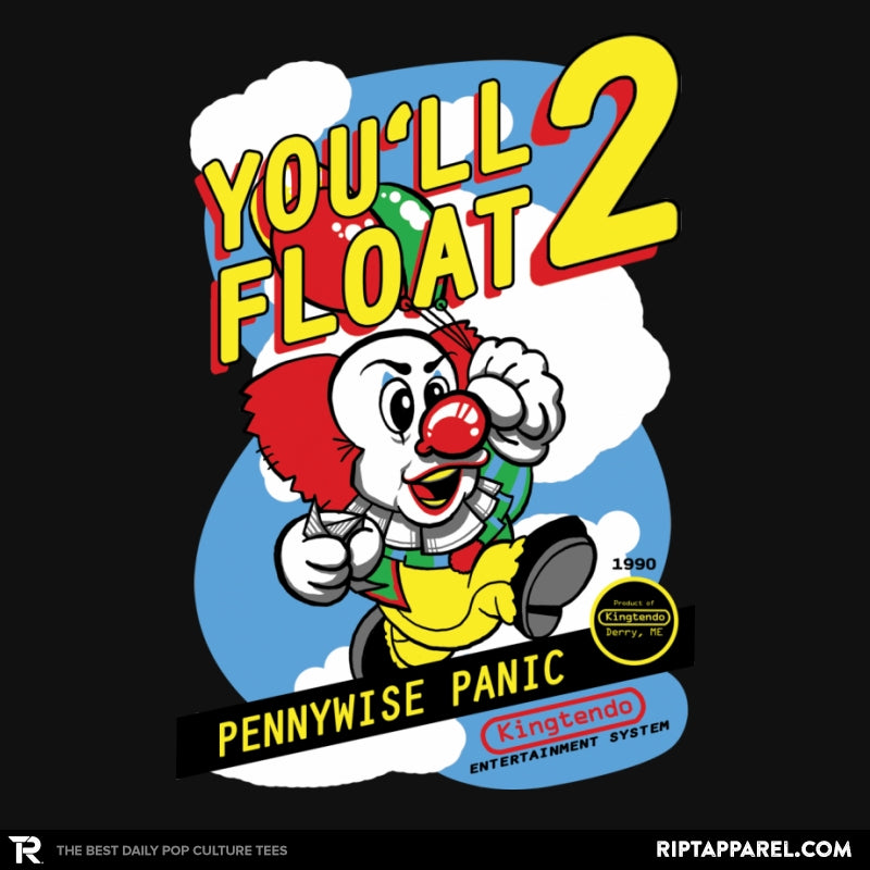 Pennywise Panic 1990 - Collection Image - RIPT Apparel