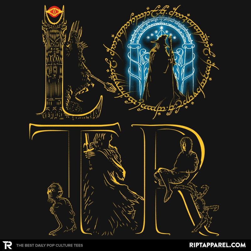 LOTR - Collection Image - RIPT Apparel