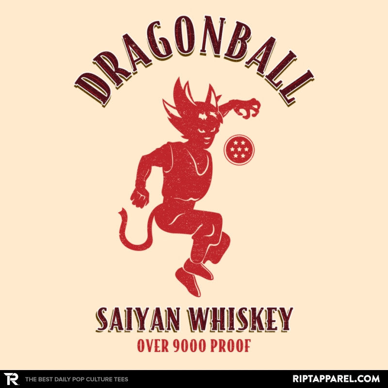 Dragonball Whiskey - Kamehameha Tees - Collection Image - RIPT Apparel