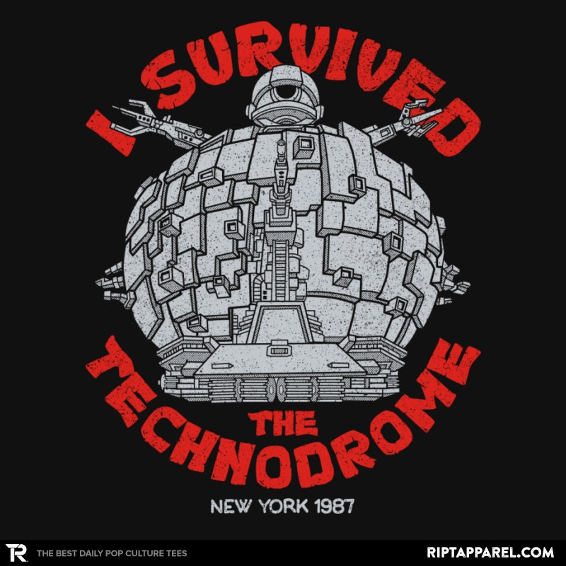 Technodrome Survivor - Collection Image - RIPT Apparel