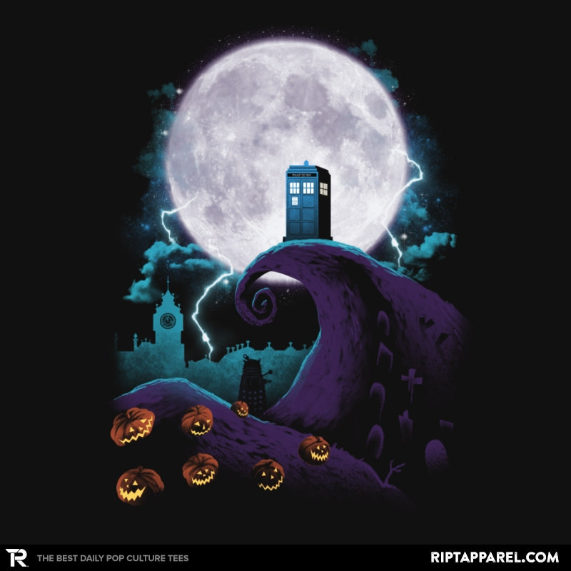 Tardis and Nightmares - Collection Image - RIPT Apparel