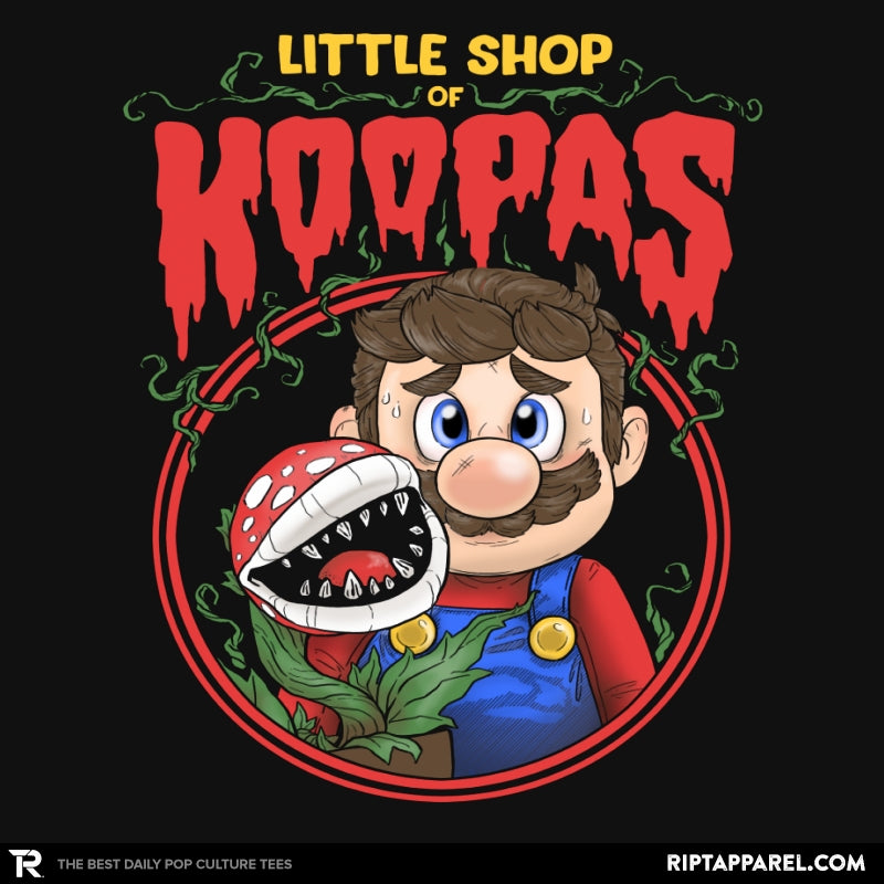 Little Shop of Koopas - RIPT Apparel